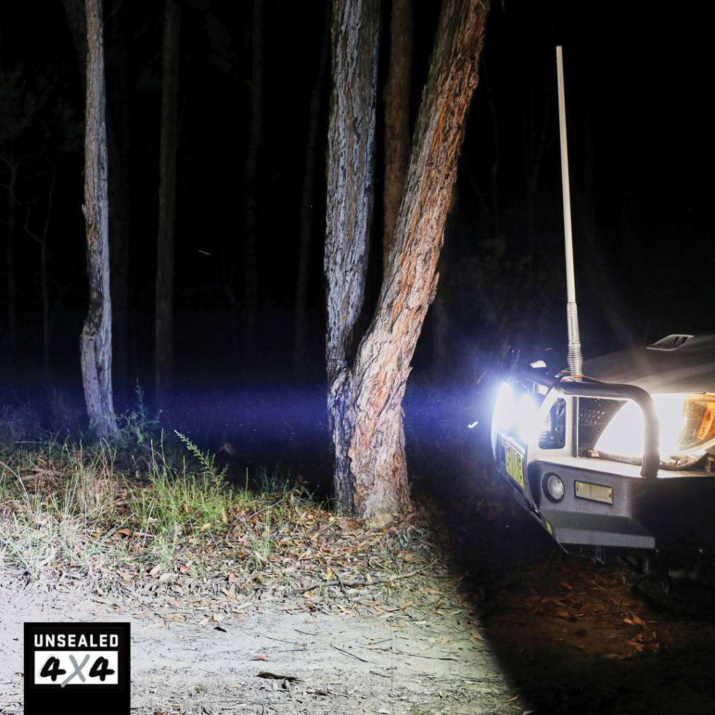 Unsealed 4×4 Mag | LED Driving Light Review