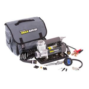 Review | Max Air III Compressor