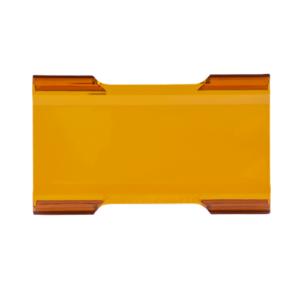 Light Bar Protective Cover Amber Spot Beam